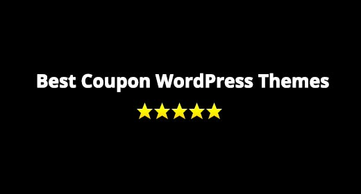 Best Coupon WordPress Themes