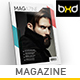 Magazine Template - InDesign 40 Page Layout V9