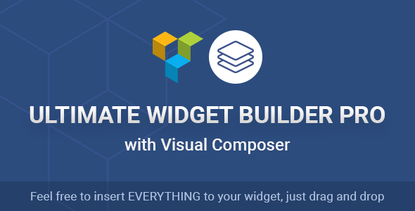 Ultimate Widget Builder Pro with Visual Composer - CodeCanyon Item for Sale