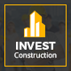 INVEST - Construction PSD Template