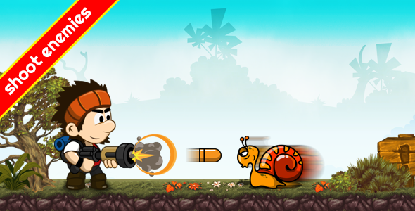 Download Jungle Adventures 2 With AdMob And Leaderboard + IAP nulled download