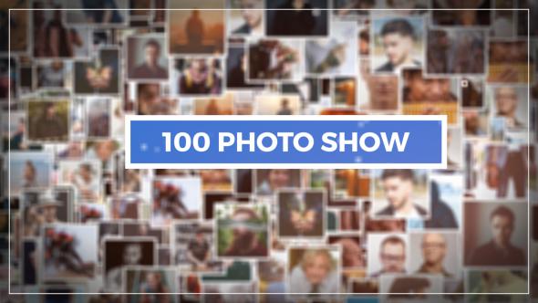 VideoHive 100 Photo Show 19305972