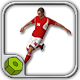 White Soccer Player CG