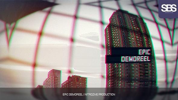 VideoHive Media Demoreel 19306103