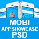 Mobi App Landing Page