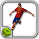 Soccer Player Spain CG