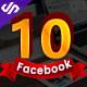 10 Multipurpose Facebook Cover Timeline V3