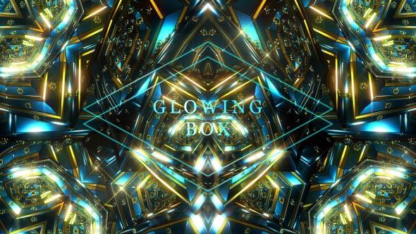 VideoHive Glowing Box 19307241