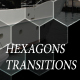Hexagons Transitions