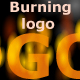 XML burning logo (fire and smoke) - ActiveDen Item for Sale