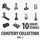Gravestone collection vol 1