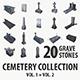 Gravestone collection vol. 1 + vol. 2