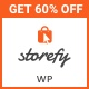Storefy - High Converting eCommerce WordPress Theme