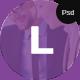 Lexus - PSD APP Landing Page