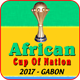 African Cup Of Nation 2017 Gabon (Graphics with PSD) + Admob