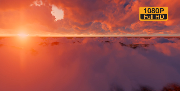 VideoHive Clouds Time-lapse 19308954