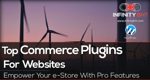 Top e-Commerce Plugins WP - Aiónios Modules