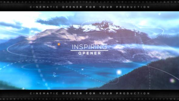 VideoHive Inspiring Parallax Opener Slideshow 19309188