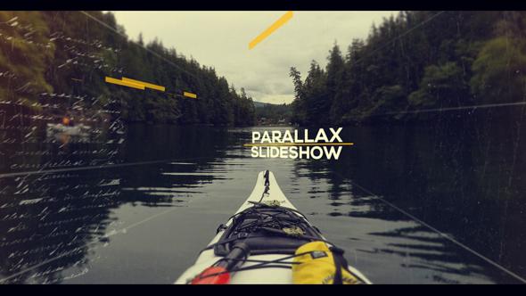VideoHive Parallax Slideshow 19310202