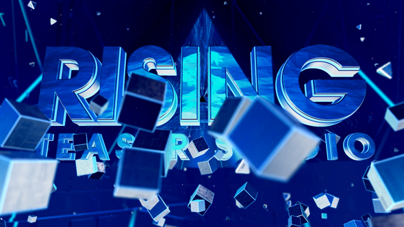 VideoHive Rising Teaser Studio Element 3D Logo and Titles 19247257