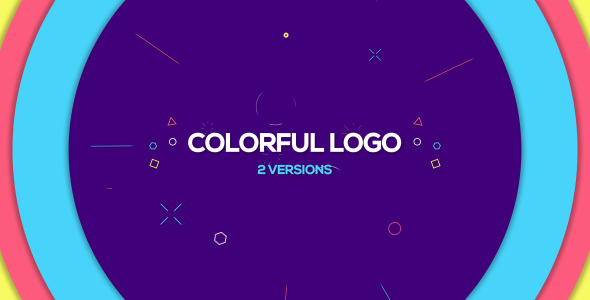 VideoHive Colorful Logo 19310908