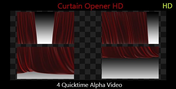 VideoHive Curtain Opener 19311650