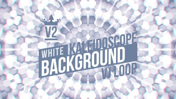 VideoHive Clean White Vj Loop V2 19311730