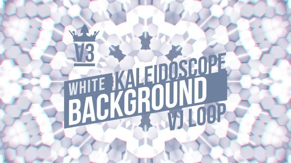 VideoHive Clean White Vj Loop V3 19311734