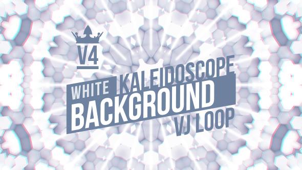 VideoHive Clean White Vj Loop V4 19311742