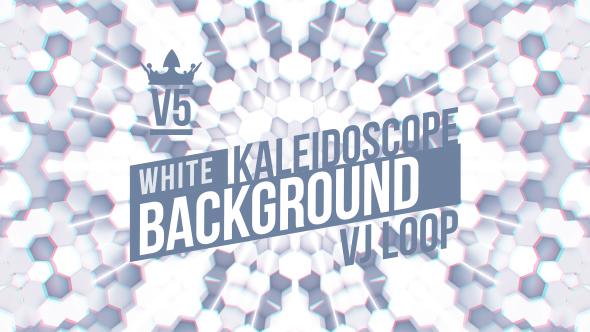 VideoHive Clean White Vj Loop V5 19311748