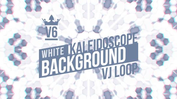 VideoHive Clean White Vj Loop V6 19311754