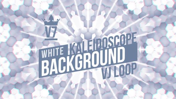 VideoHive Clean White Vj Loop V7 19311757