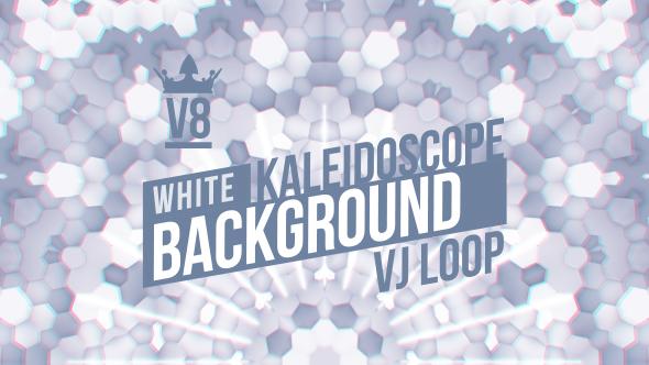 VideoHive Clean White Vj Loop V8 19311768