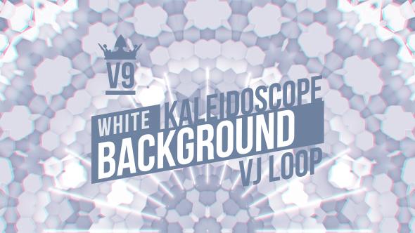 VideoHive Clean White Vj Loop V9 19311778