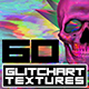 Glitchart HD Animated Textures (60 clips,130 AE presets)