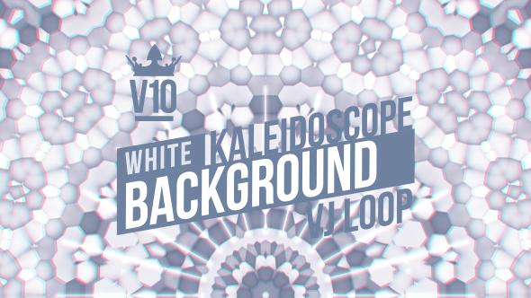 VideoHive Clean White Vj Loop V10 19311880