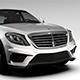 Mercedes Benz S 63 AMG W222 2016