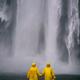Waterfall Large Stereo Binaural