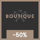 Boutique - Multipurpose WooCommerce Theme