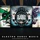 Electro Music CD/DVD Template Bundle Vol. 1
