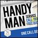 Poster Template - Handy Man Service
