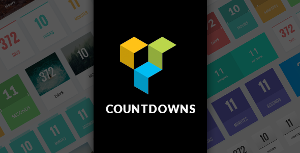 Countdown Addons for Visual Composer WordPress Plugin (Add-ons)