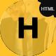 Hexa - HTML5 Responsive Multipurpose Landing