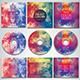 Colorful CD/DVD Album Covers Bundle Vol. 2