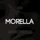 Morella - Agency/Portfolio Minimal Theme