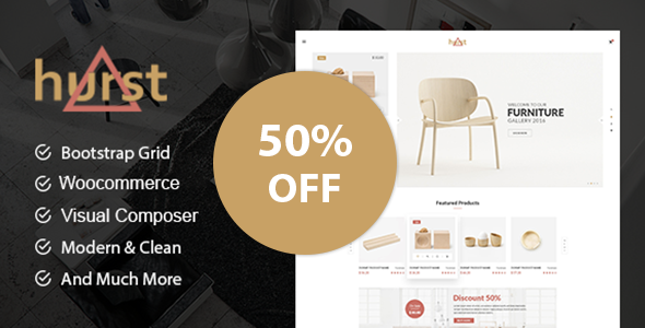 Download Hurst – WooCommerce WordPress Theme nulled download