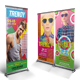 Fashion Show Roll-up Banner