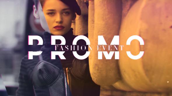 VideoHive Fashion Promo Event 19318008