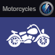 Chopper Motorcycle Engine Idle Loop 7