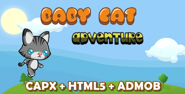 Download Baby Cat Adventure nulled download